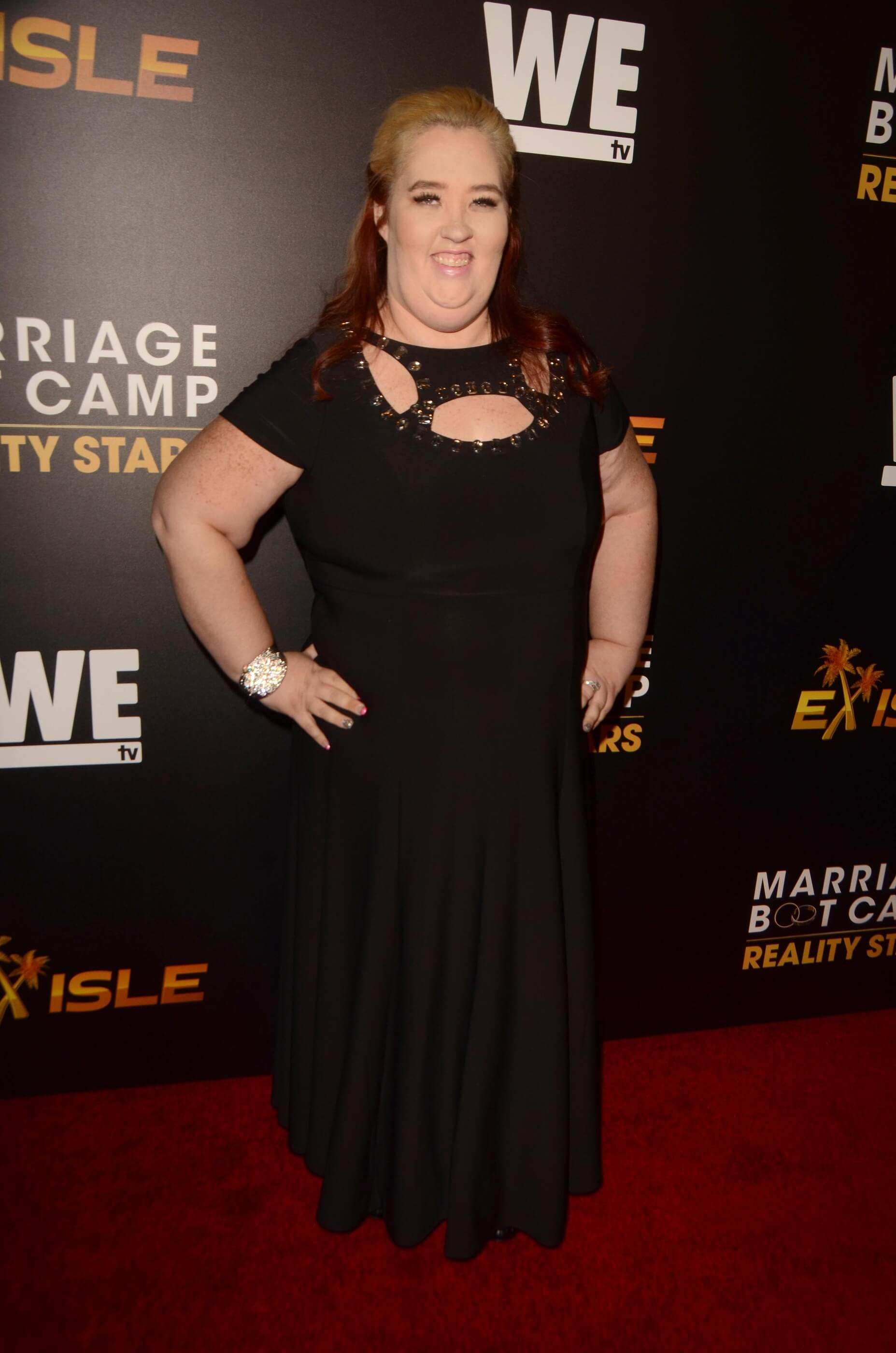 mama june weight loss - mama june new look - june shannon
