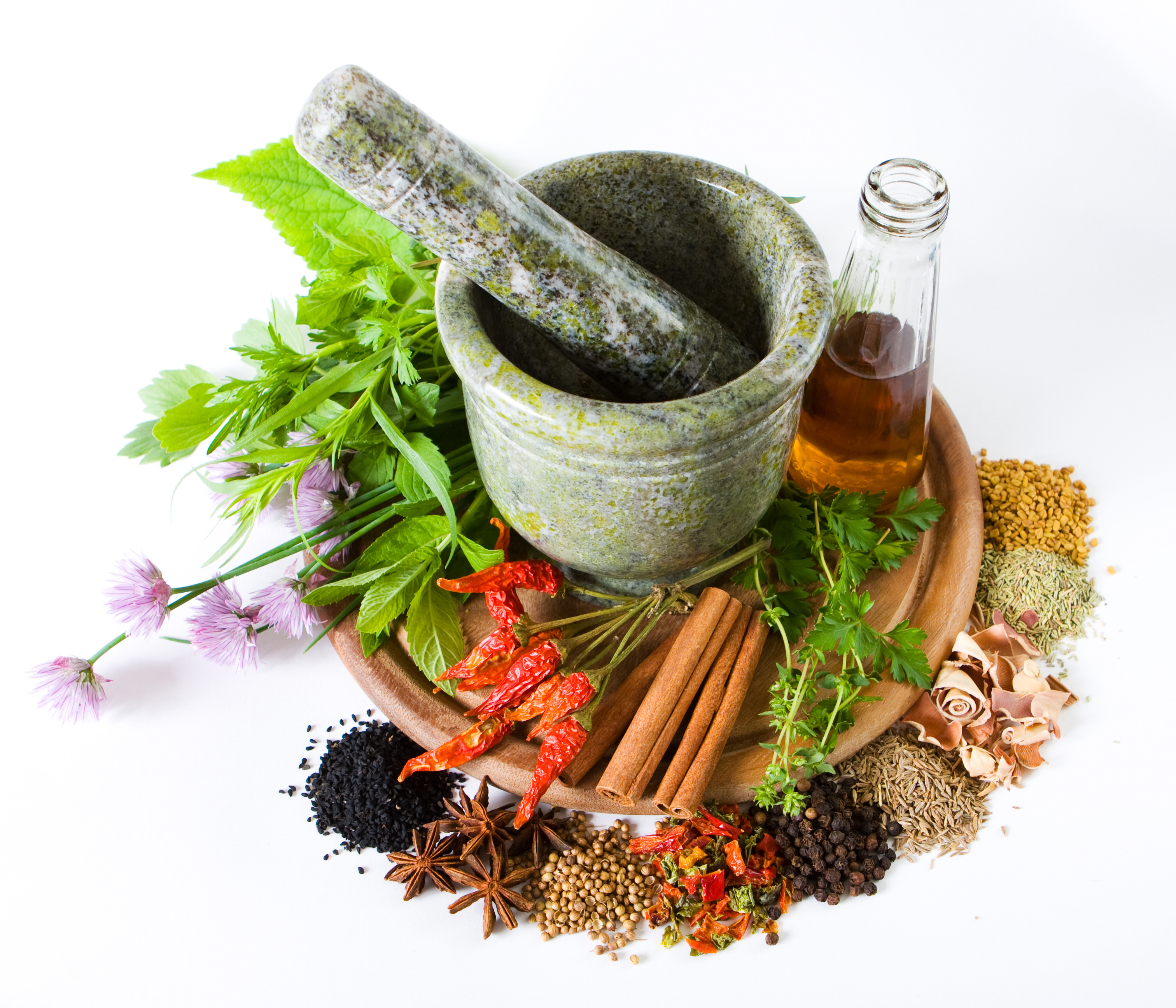 Spicing Up Your Diet the Natural Way