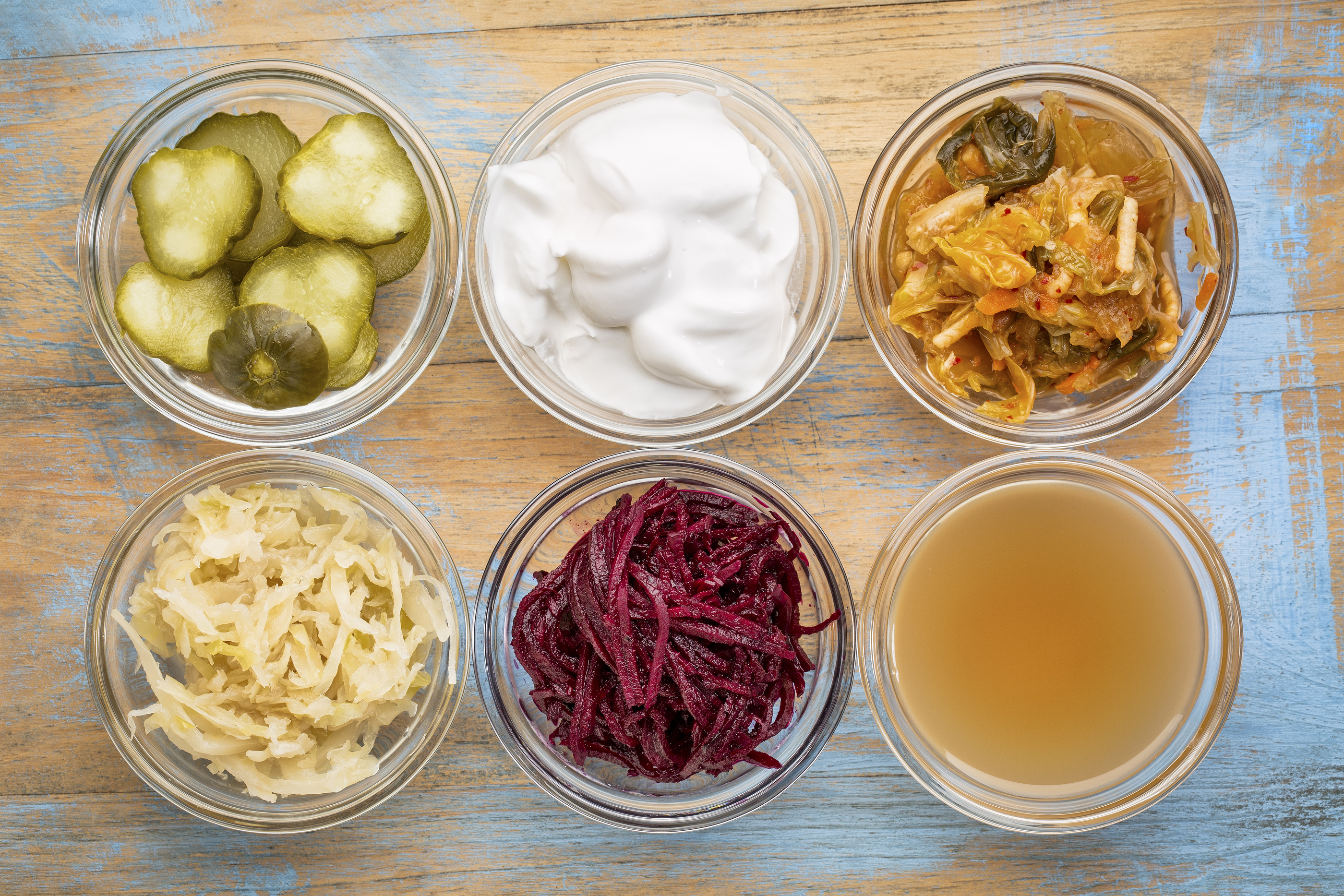 14 Great Probiotic Foods for Increased Health and Weight Loss