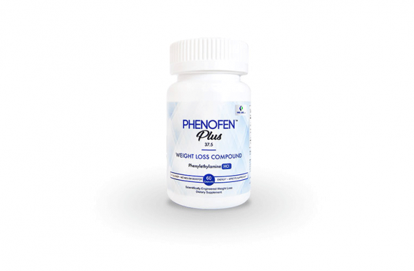 Phenofen Plus 37.5mg - Alternative to the prescription Phentermine and Adipex
